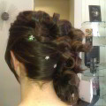 Headlines Prom Hair