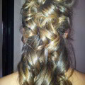 Our Stylists provide Professional Prom Hair